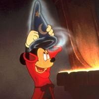 """Fantasia"" Disney, 1940"