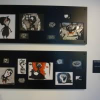 "Exposition "" Kali le petit vampire "" de Regina Pessoa, Centre Culturel de Gentilly, 15/02/2013"