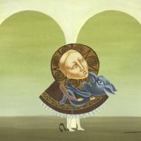 """L'échange"" de Maria Steinmetz, 2011"