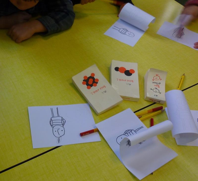 Ecole maternelle de la rue d'Orsel  - 29/03/13