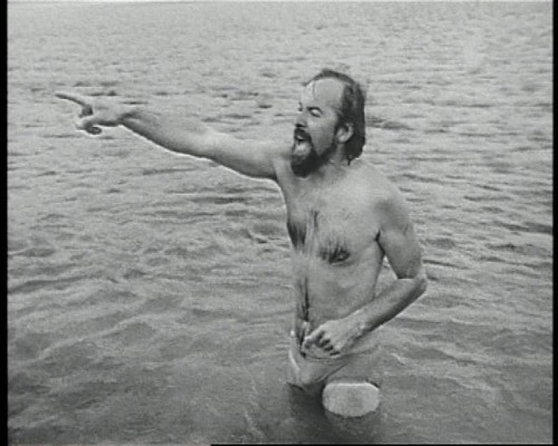 «Ma première brasse» Luc Moullet, 1981