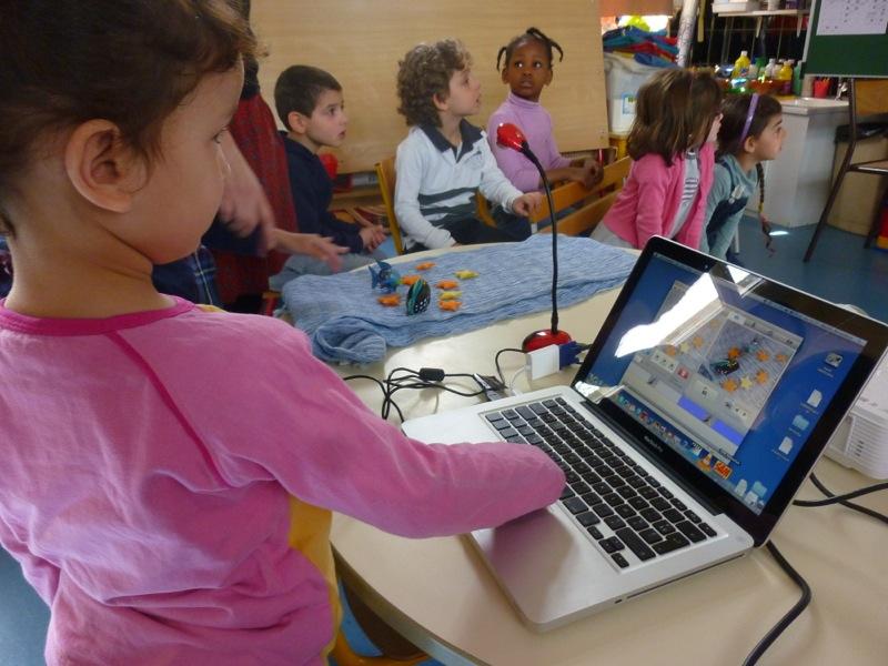 Ecole Barbusse, Malakoff, avril 2013