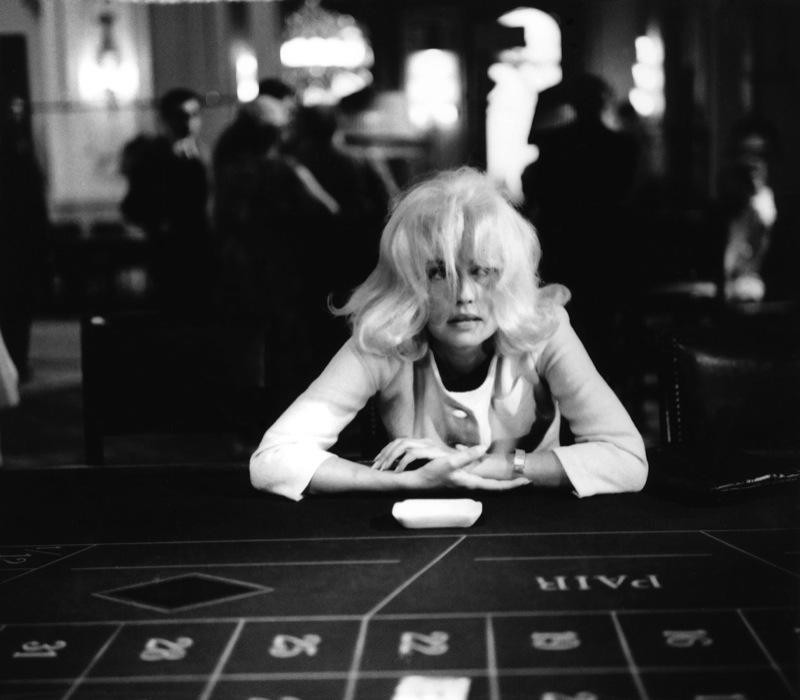 """Jeanne Moreau dans """"La baie des anges"""" de Jacques Demy, 1963"""