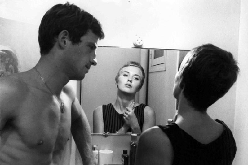 """""""A bout de souffle"""" de Jean-Luc Godard, 1960 Montage: Cécile Decugis"""
