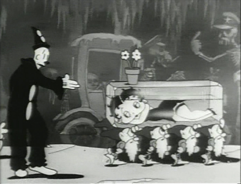 Betty Boop, Snow White, 1933, http://archive.org/details/bb_snow_white
