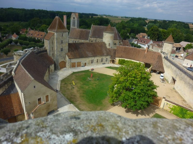 Château de Blandy-les- Tours  24/08/13
