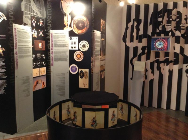 espace d'exposition CITIA