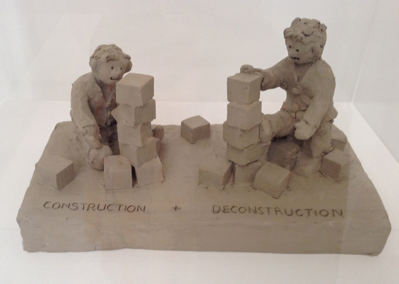 Opposition populaire : construction et déconstruction, Fischli et Weiss, 1981-