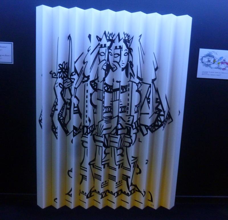 Roi ou Reine ? de James Hodges, Maison de la magie, Blois