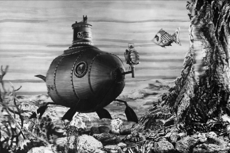 Les aventures fantastiques de Karel Zeman, 1958