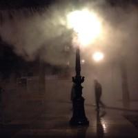 Fog square, 2013 de Fujiko Nakaya