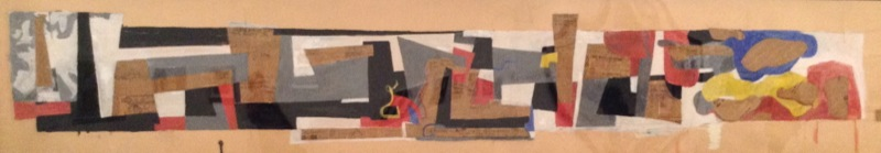 """""""Stalingrad"""" de Hans Richter, 1943-44, 479,7 cm"""