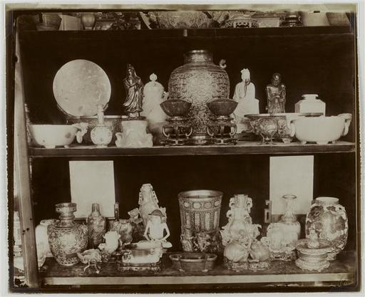 Pierre- Ambroise Richebourg, musée chinois, 19 ème siècle, RNM