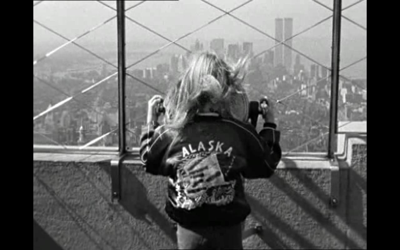 """L'Empire State Building dans """"Alice dans les villes"""" de Wim Wenders, 1974"""