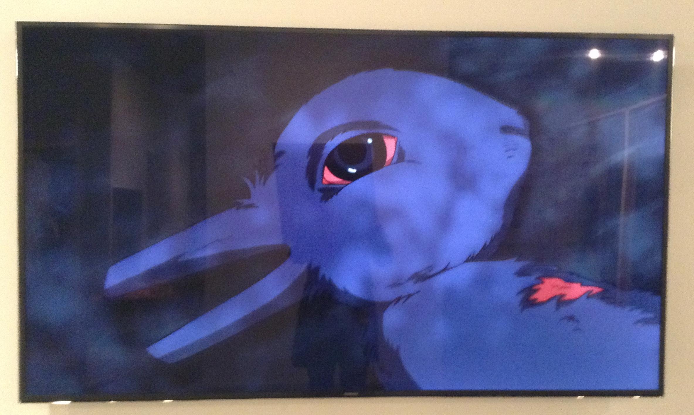 Janus de Miljohn Ruperto, animé par Aimée de Jongh, 2014
