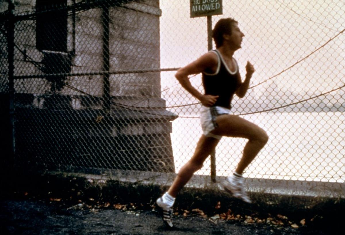 """Central Park dans """"Marathon Man"""" de John Schlesinger, 1976"""