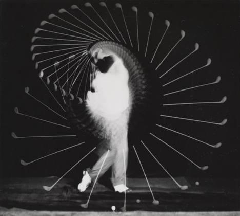 Golfeur d'Harold Edgerton, 1937
