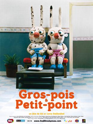 Gros-Pois et Petit-Point de Lotta et Uzi Geffenblad, 2011
