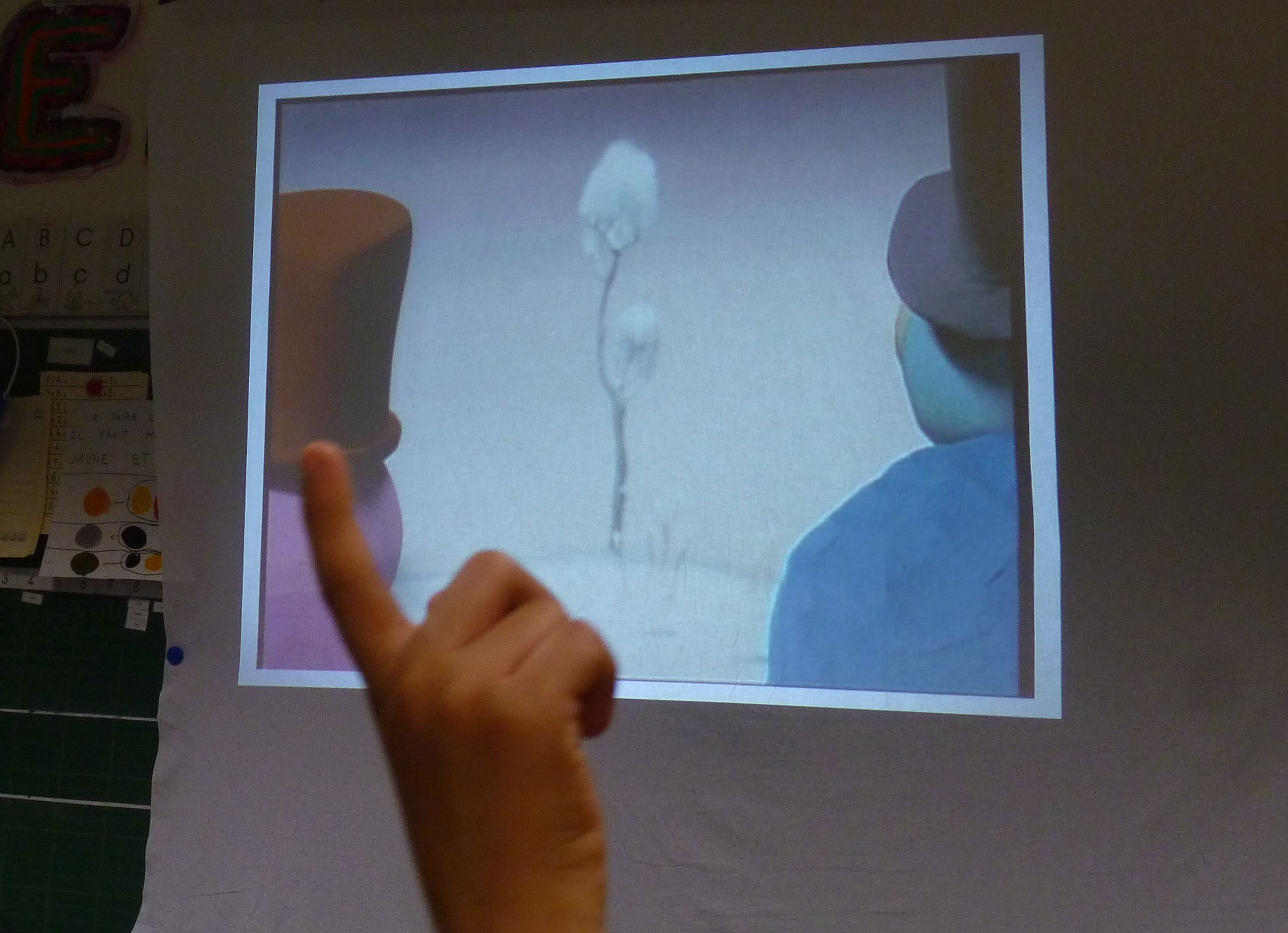 Lecture d'images avec les MS/GS d'Aymeric Gervais