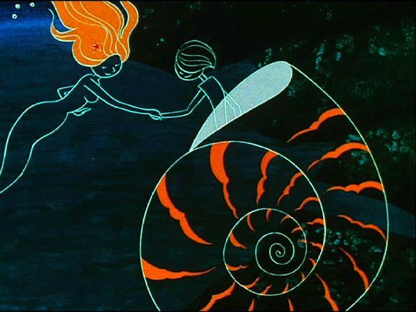 La sirène d'Osamu Tezuka, 1964