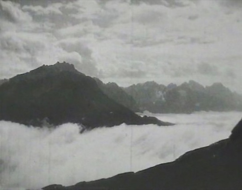 Le phénomène nuageux de Makoja de Franck Arnold, 1924