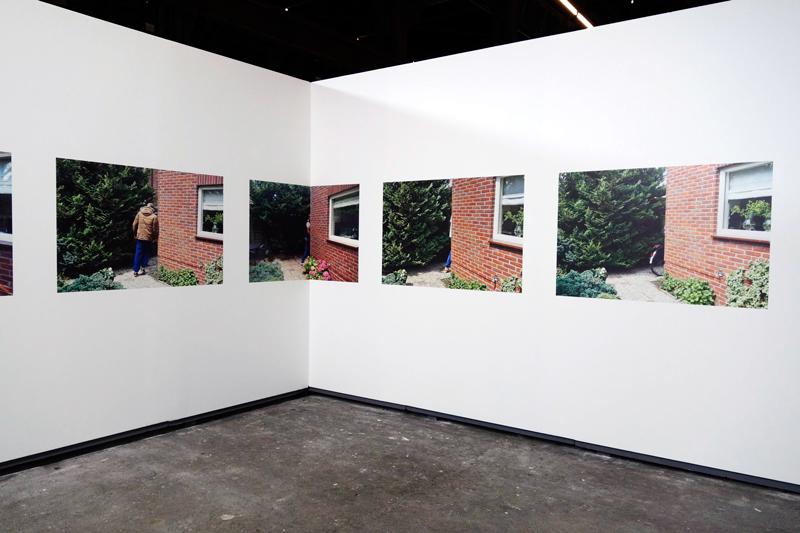 Maurice Van Es, New life, 2011-2013