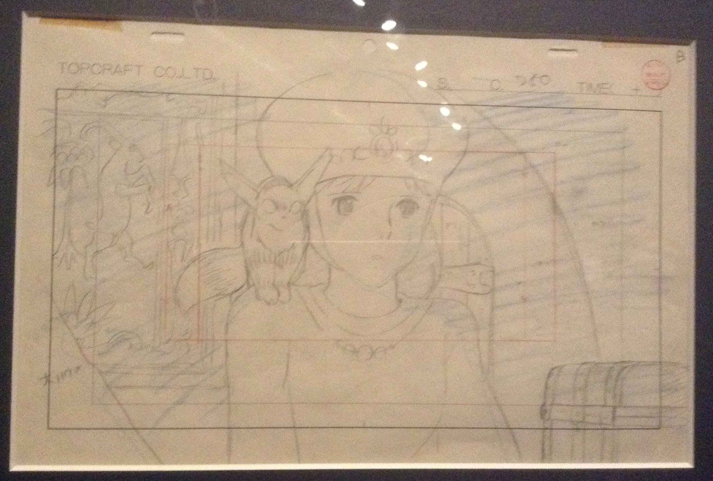 Nausicaä de la vallée du vent, Hayao Miyazaki, 1984