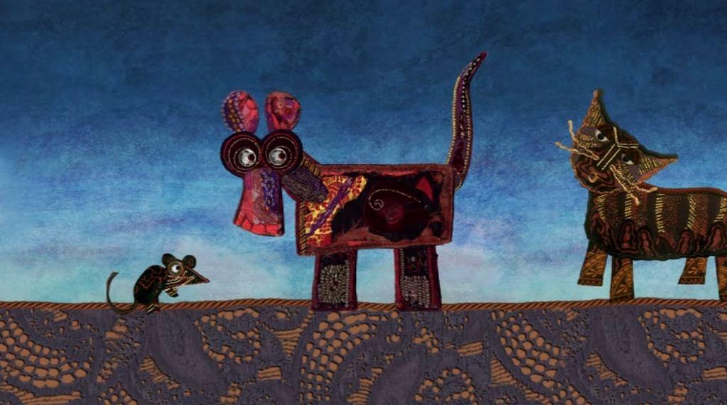 La création de Cristina Lastrego et Francesco Testa, 2010