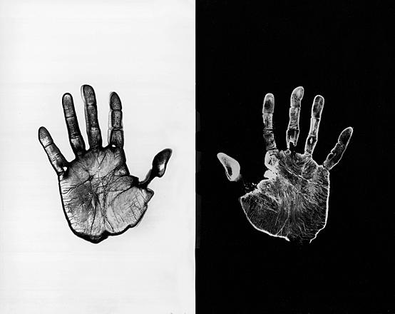 Vérification 7, Le laboratoire. Une main développe, l'autre fixe. A sir John Frederick William Herschel, 1972