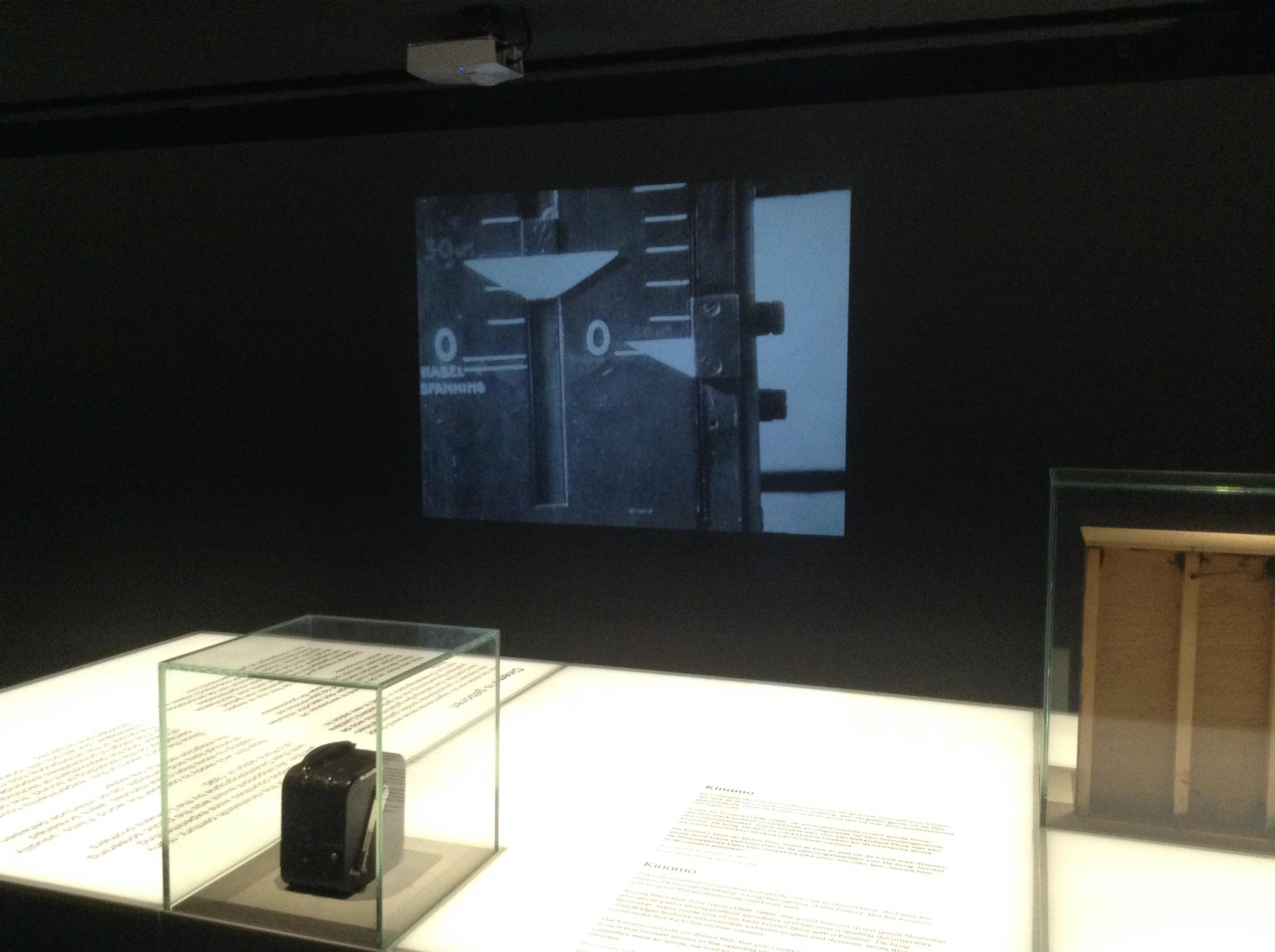 caméra 35 mm, Kinamo (1922)