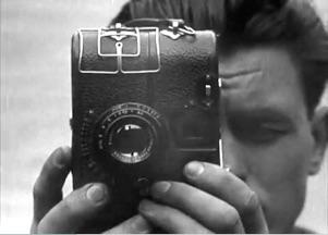"""Photogramme """"Le pont"""" de Joris Ivens, 1928"""