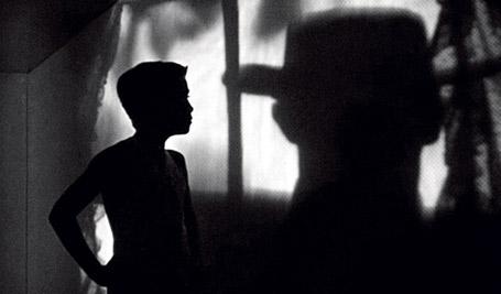 La nuit du chasseur de Charles Laughton, 1956