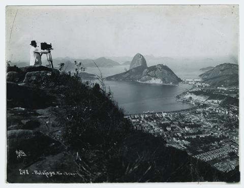 Augusto Malte, Rio, non daté, musée Nicéphore Niépce