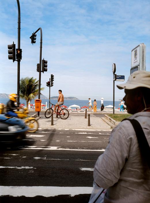Rio, Raymond Depardon, 2004