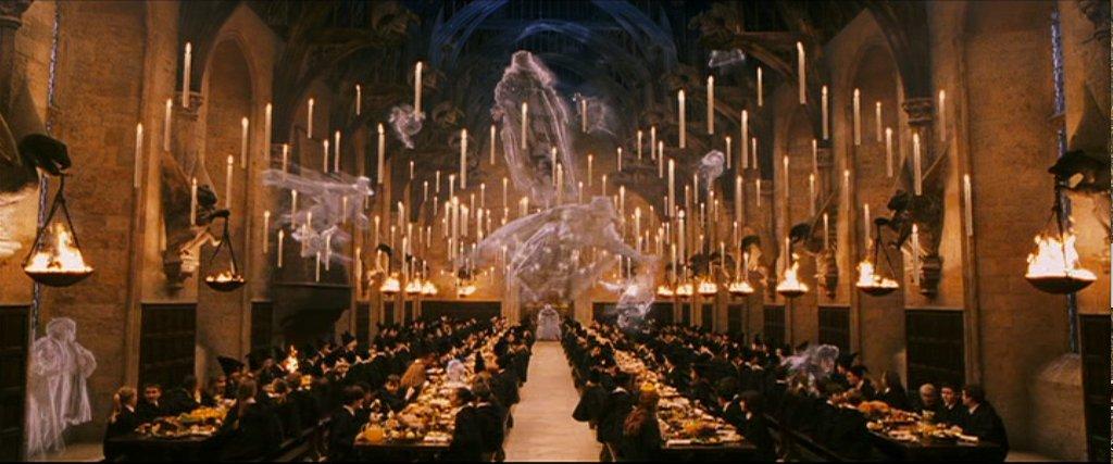 Harry Potter à l'école des sorciers de Chris Columbus, 2001