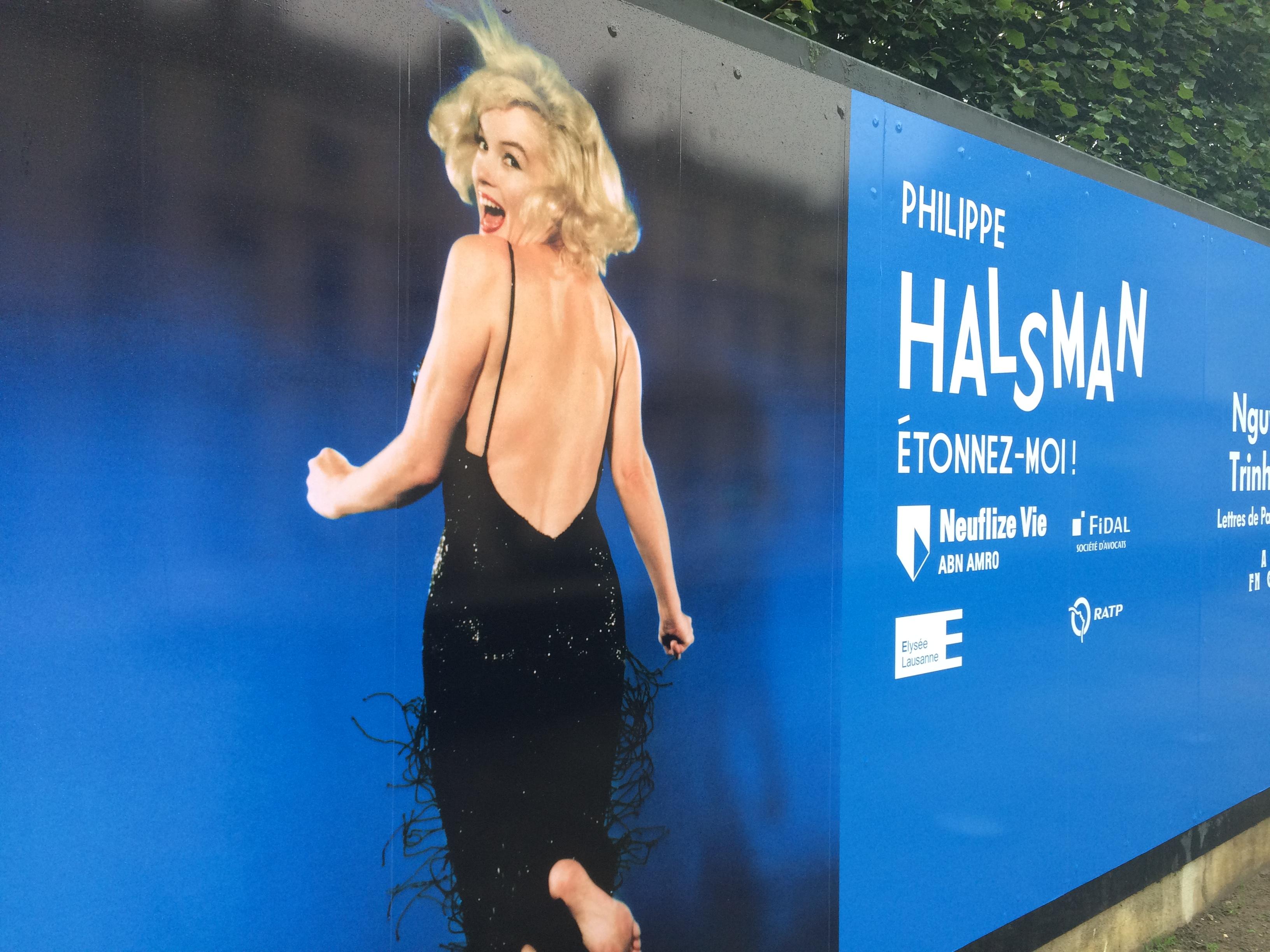 Exposition Philippe Halsman au Jeu de Paume, jusqu'au 24 janvier 2016