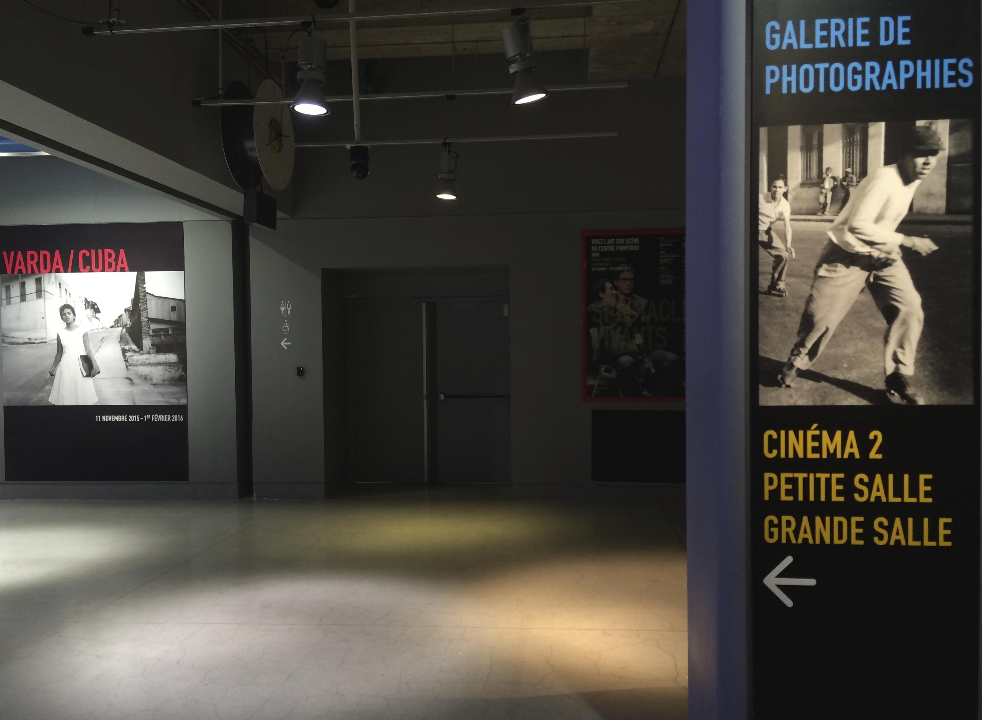 L'exposition Varda / Cuba au Centre Pompidou, 11/11/15- 01/ 02/16