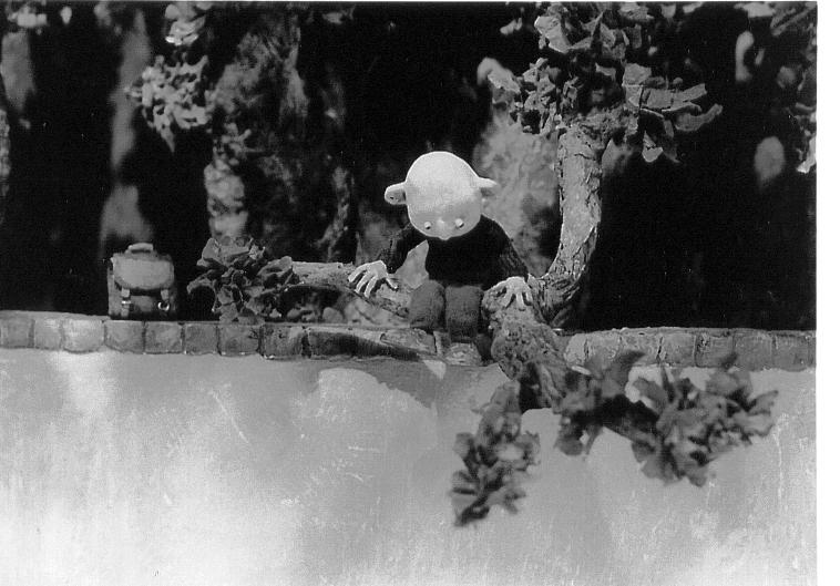 Petite escapade de Pierre-Luc Granjon, 2001