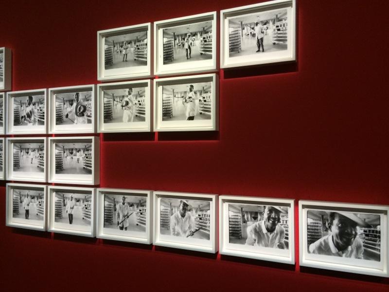 Benny Moré par Agnès Varda, l'exposition Varda / Cuba au Centre Pompidou
