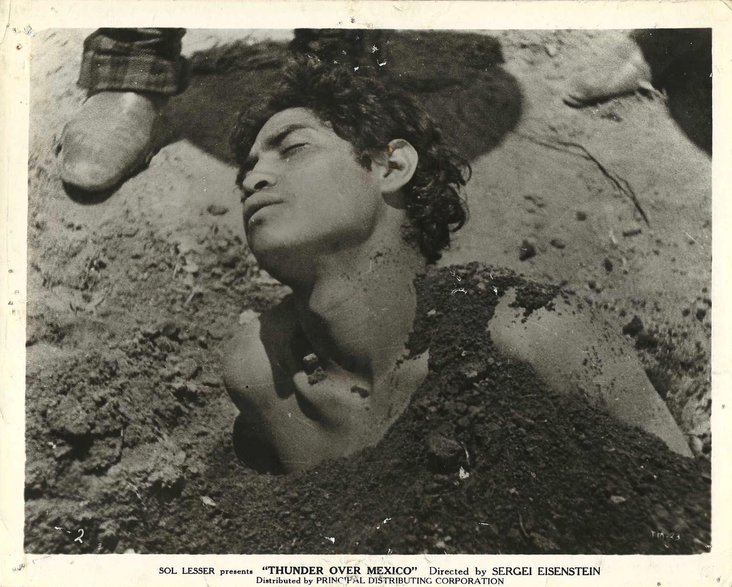 """""""Que viva Mexico"""" de Sergueï Eisenstein,  1931"""