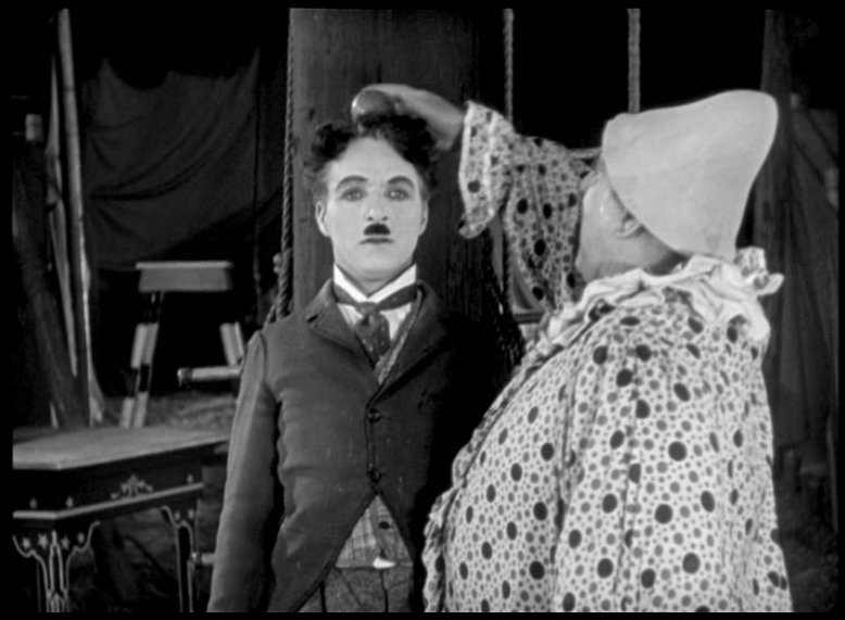 Photogramme du Cirque de Chaplin, 1928