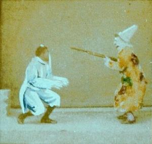 Footit et Chocolat, Emile Reynaud, 1896