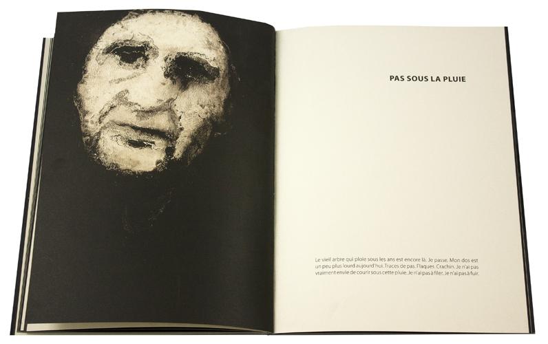 Anonymes, oubliés, apparus, disparus de Constanza Aguirre est un ouvrage édité par Taller Arte Dos Gráfico de Bogotá (Colombie) et Jean-François Parent (France), 2012