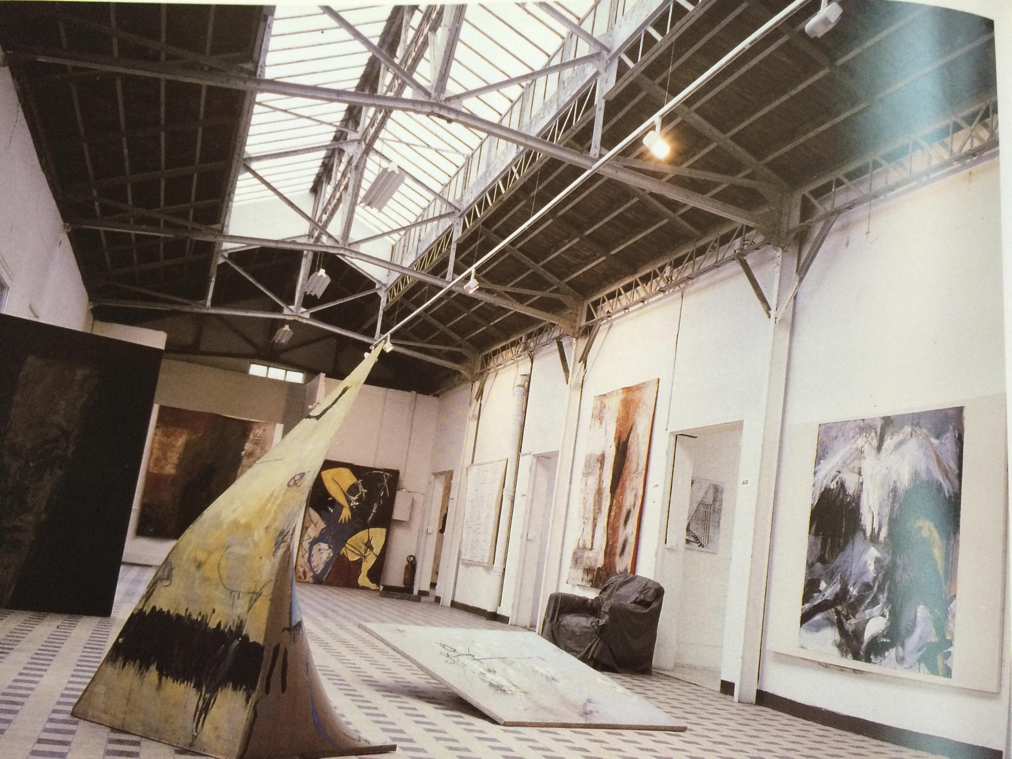 Catalogue Paliss'art, co-édition DARE DARE et Groupe SEERI, 1987