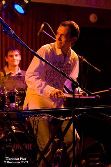 Lev Slepner en concert