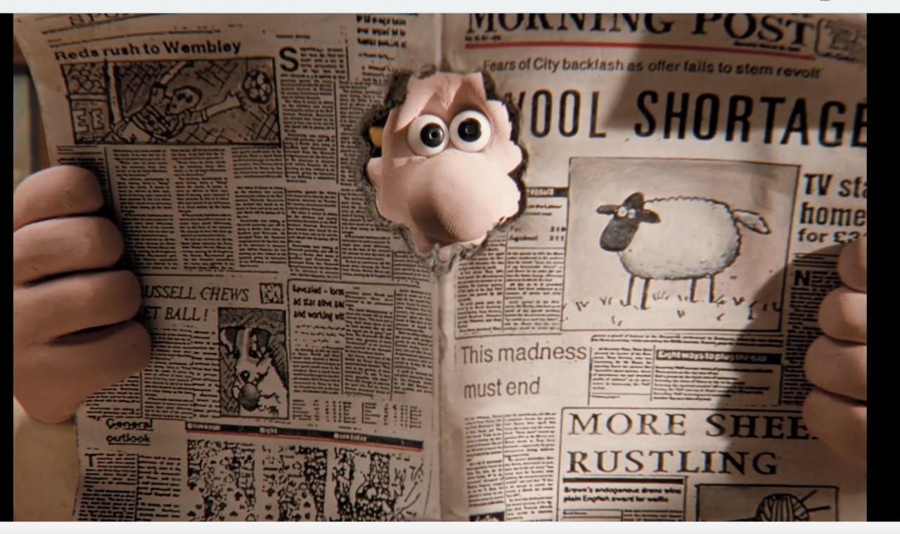 Wallace et Gromit, coeurs à modeler