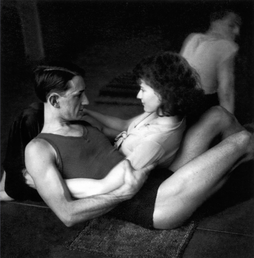 165-alb-33-Lisa-et-Fernand-Fonssagrives-Ballets-Weidt-Paris-1934
