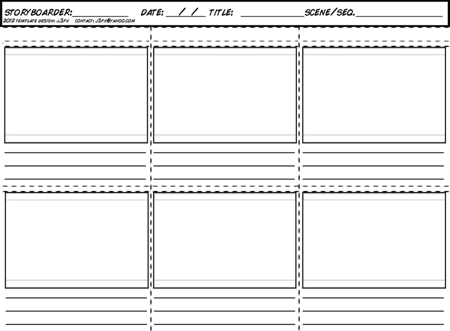 storyboard_template