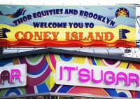William Klein-Welcome to Coney Island 2013.jpg